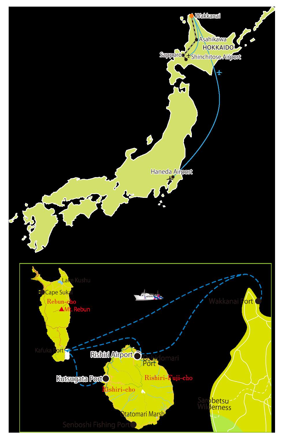 Soya Map